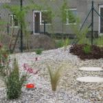 šlapáky v zahradě